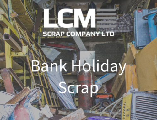 Bank Holiday Scrap Metal
