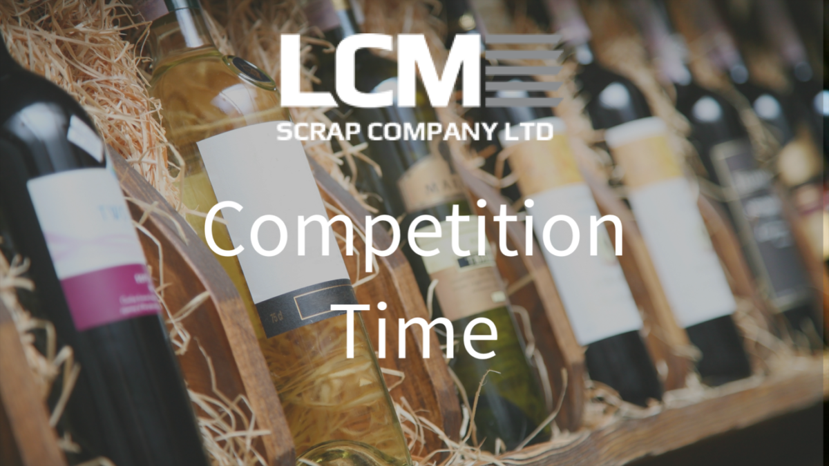 LCM Scrap - Competition Time