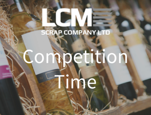 Monthly Competition – Case of Wine