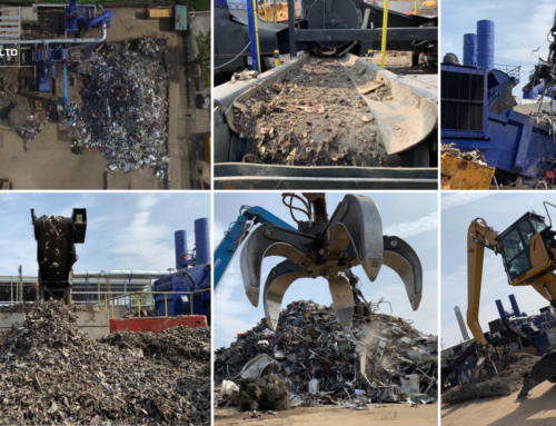What Happens to Scrap Metal?….We Frag It